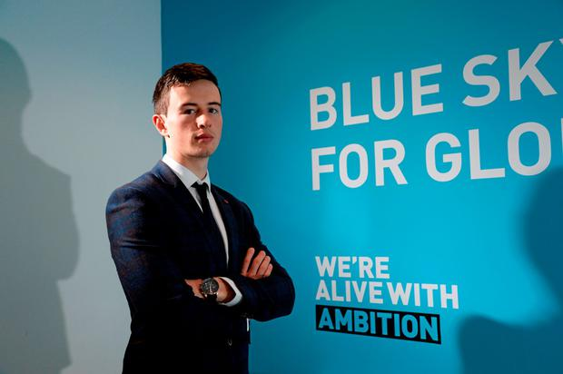 Monaghan's Shane Carey is one of five county players who will receive scholarships in this year's GPA DCU Business School Masters Scholarship Programme