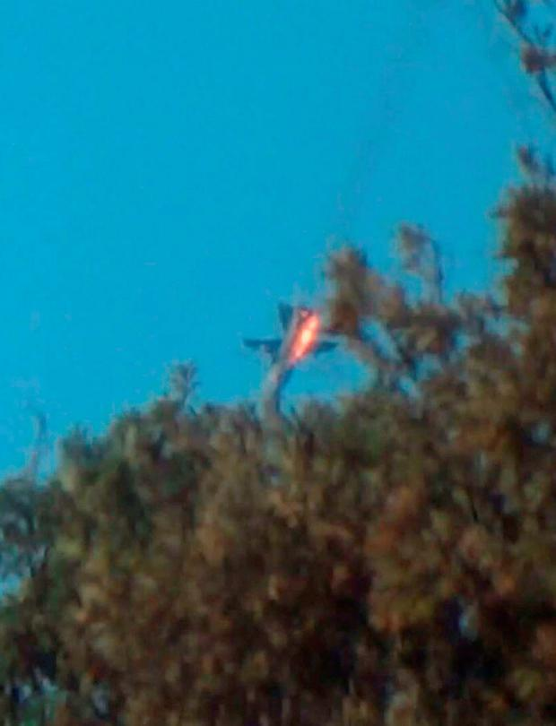 Turkey shot down the Russian Su-24 bomber, insisting it had violated its airspace