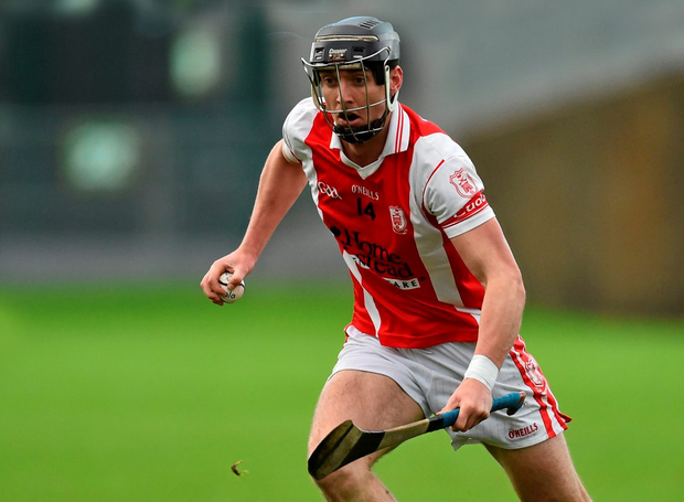Cuala forward Mark Schutte