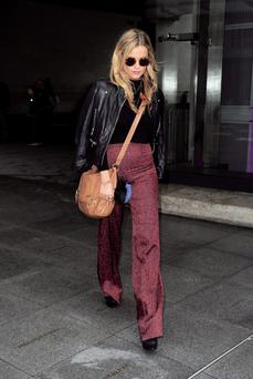 Grown-up boho: Laura Whitmore.