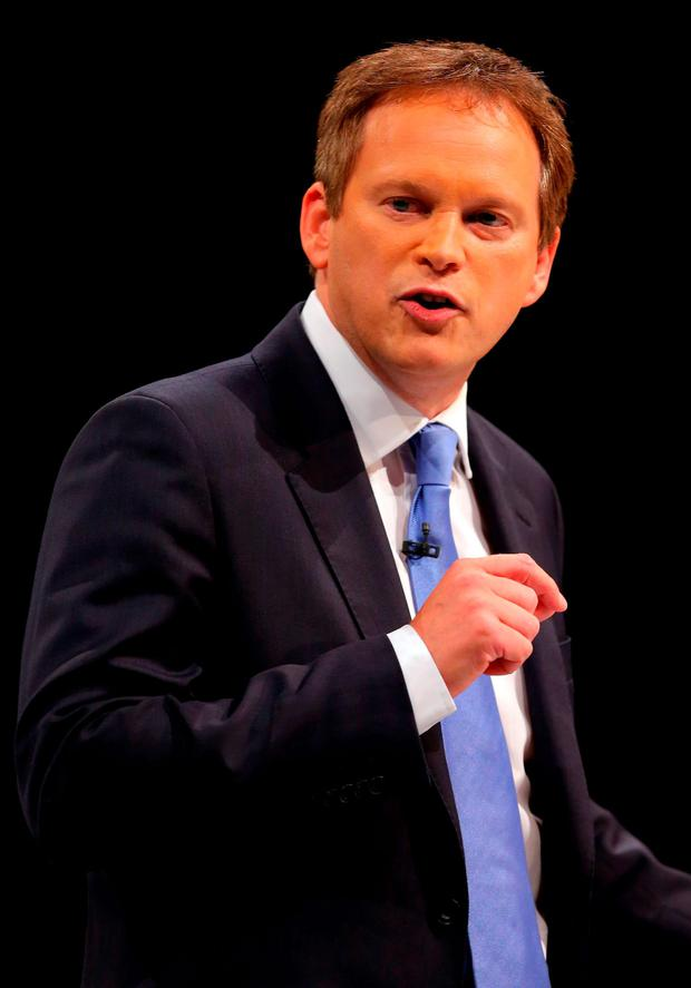 Grant Shapps, who has resigned amid allegations he failed to deal with allegations of bullying within the Conservative Party. Dave Thompson/PA Wire
