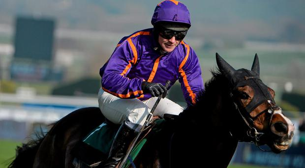 Arctic Fire is likely to be a warm order in today at Fairyhouse