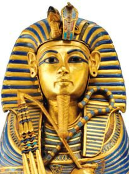 Egypt began the search for the hidden chamber in King Tutankhamun's tomb last week