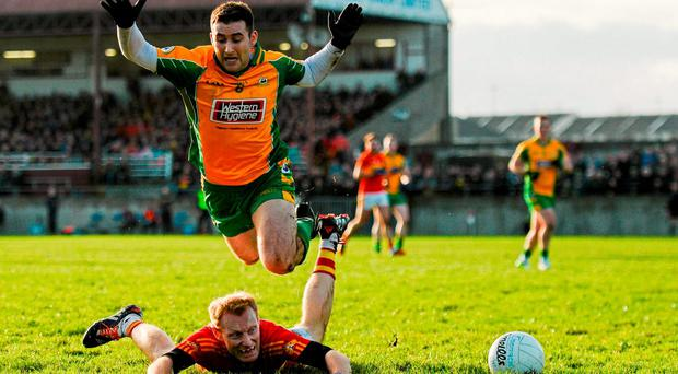 'Last weekend the live game on TG4 was a superb contest between Castlebar and Corofin'.