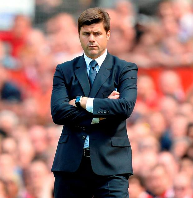 Pochettino has built a team of energetic players who can be tactically flexible