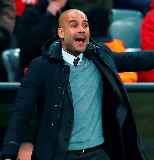 Guardiola: Premier League bound?