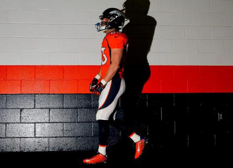 Wes Welker traded on being sharper than his defensive opponent — speed of mind compensated for his lack of size
