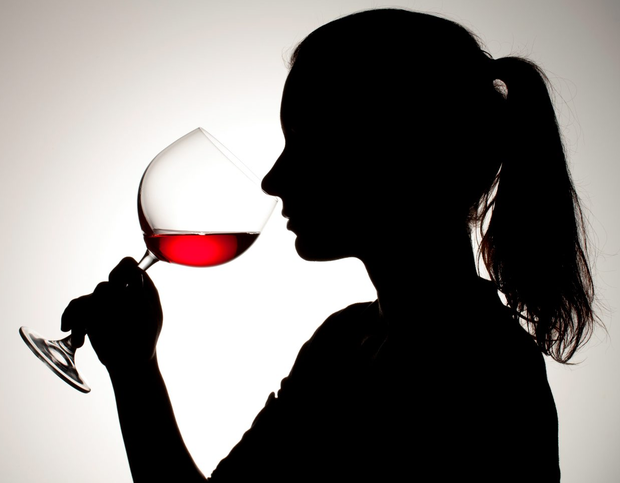 'In day-to-day life, wine every night is also perfectly acceptable. If you have a couple of glasses watching television on a Monday night it doesn't raise eyebrows. Try the same with vodka and people start to wonder'