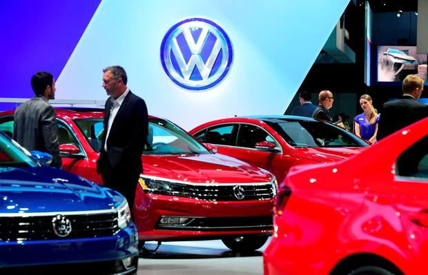 SAVINGS: Volkswagen executives to reduce costs with lower bonuses
