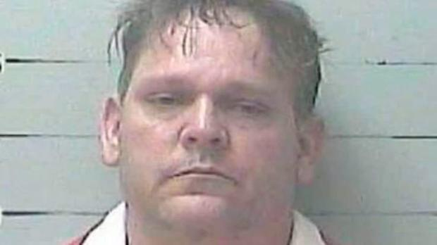 Johnny Max Mount, Harrison County Jail