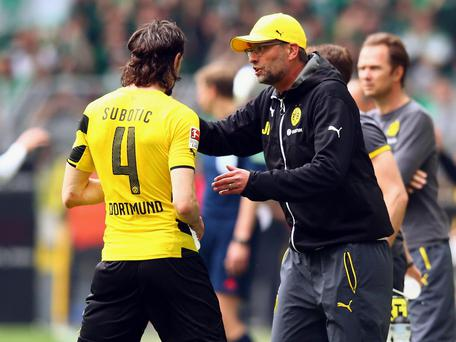 Jurgen Klopp has been linked with a move for Neven Subotic