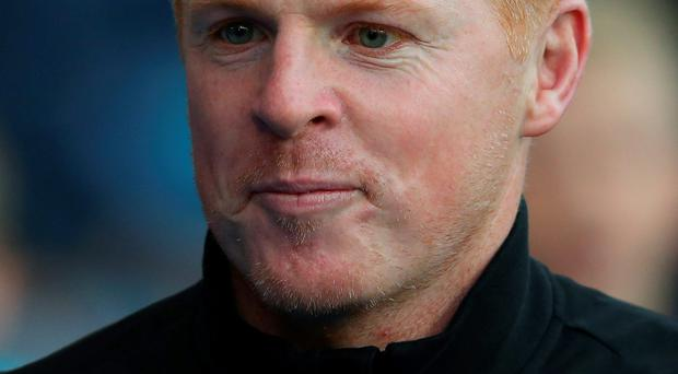 Manager Neil Lennon is battling to steer Bolton Wanderers out of the danger zone