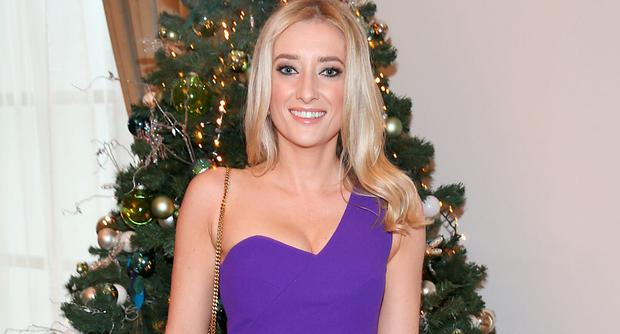 Jane Given at The Cari Christmas 2015 lunch at the Intercontinental Hotel in Ballsbridge, Dublin. Picture: Brian McEvoy