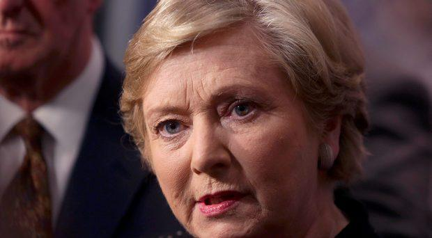 Minister for Justice & Equality, Frances Fitzgerald TD