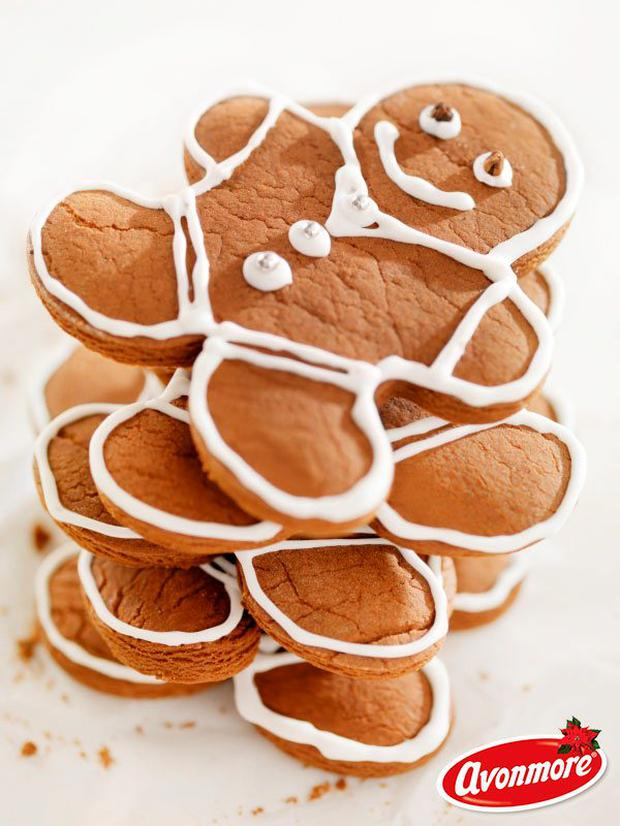 Christmas Recipe Gingerbread Men Independent Ie