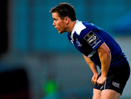 Eoin Reddan believes he still has what it takes to deliver the goods for Leinster