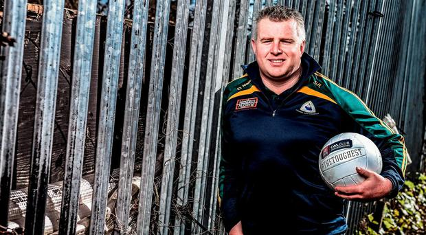 Stephen Rochford: New Mayo boss