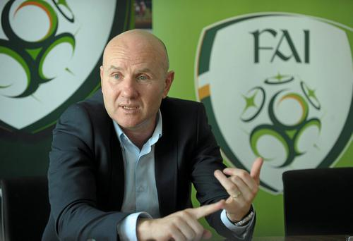 Ireland U-18 boss Paul Doolin again bemoaned the lack of contact time with his players as they fell to defeat against Czech Republic in Whitehall yesterday