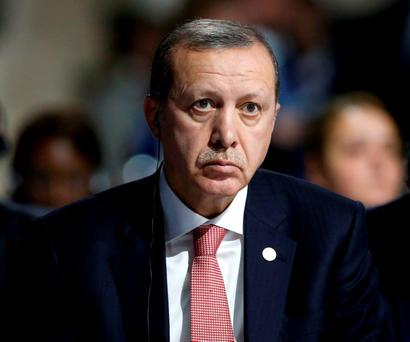 'Turkey has adopted an increasingly Islamist worldview under President Recep Tayyip Erdogan'