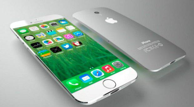 Concept art of the iPhone 7 Photo: Federico Ciccarese