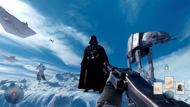 Star Wars Battlefront: Be afraid of Vader, be very afraid