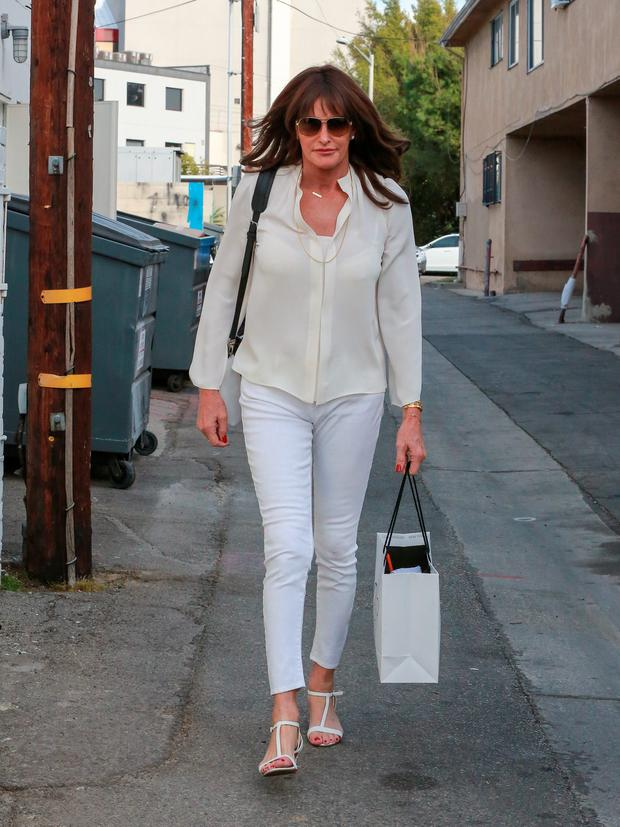 LCaitlyn Jenner is seen on November 30, 2015 in Los Angeles, California. (Photo by Bauer-Griffin/GC Images)
