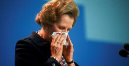 Former British prime minister Margaret Thatcher famously warned against the EU becoming a European superstate