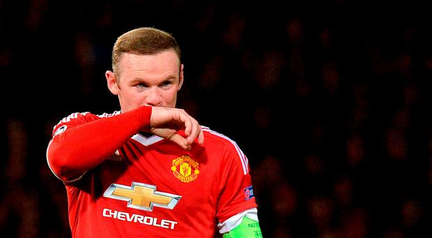 Consigning Rooney to the bench will be a tricky process.