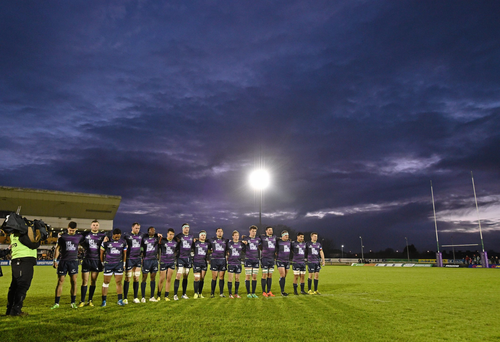 Galway is the untapped potential city for rugby growth in Ireland.