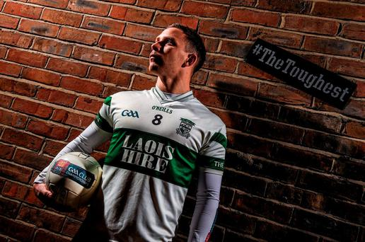 Portlaosie sharpshooter Paul Cahillane is getting ready to face Ballyboden St Enda's in Sunday's AIB GAA Leinster SFC Club final.