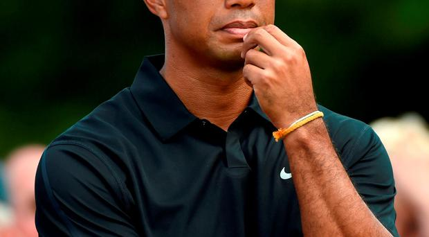 Woods has not played since August when he underwent another operation on his spine.