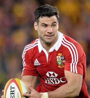 Mike Phillips of the British & Irish Lions has retired