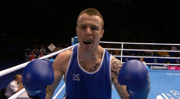 Steven Donnelly has qualified for the 2016 Olympics