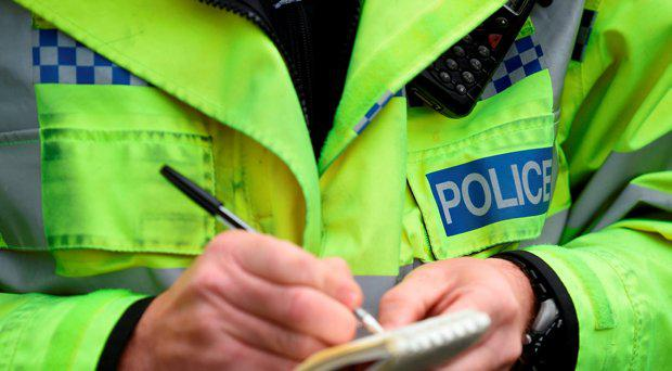 Four men in their 30s have been arrested on suspicion of terrorism