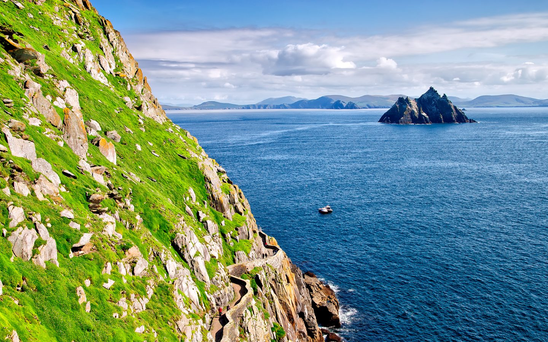 Skellig Michael. Photo: Deposit