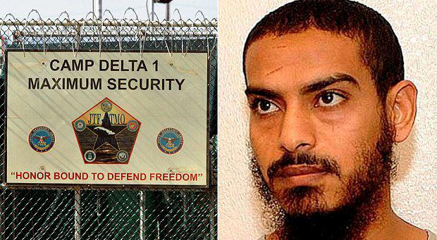 Yemeni Mustafa al Shamiri, right, has been held in Guantanamo for 13 years and six months