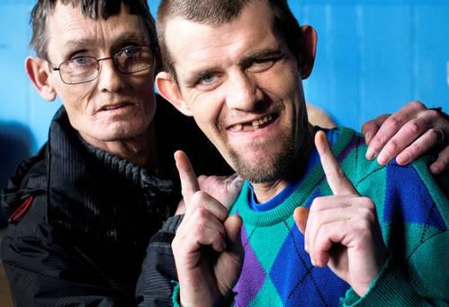 The Ballymun man has recovered from his addiction problems and is now a successful rapper Credit: David Conachy