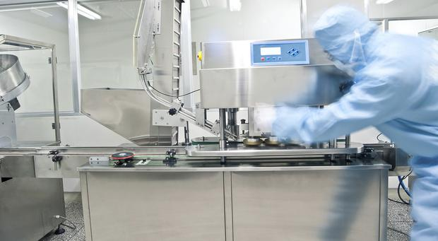 AbbVie employs more than 500 people at five different sites around the country, including three manufacturing plants, two in Sligo and one in Cork.