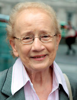 Retired judge Mrs Justice Catherine McGuinness