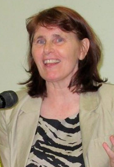 Teresa Devlin, CEO of the National Board for Safeguarding Children in the Catholic Church in Ireland