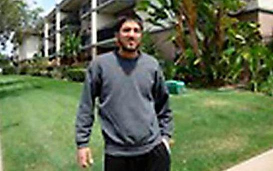 An undated photo of San Bernardino shooting suspect Syed Rizwan Farook, 28, identified by American media