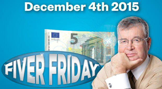 Joe Duffy's Fiver Friday