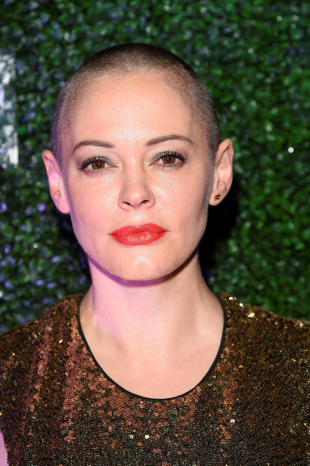 Rose McGowan attends Celebration for Francesco Vezzoli's Ossessione Vezzoli at Nautilus Hotel on December 2, 2015 in Miami Beach, Florida. (Photo by Venturelli/Getty Images)