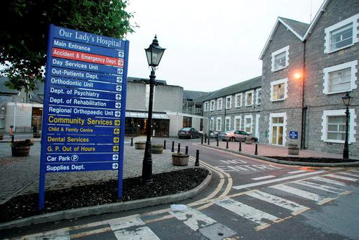 'I was treated with dignity and compassion in Our Lady's Hospital, Navan'