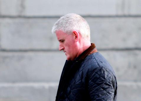 James Murphy (44) pleaded guilty to three counts of theft