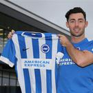 Richie Towell recently signed for Championship side Brighton