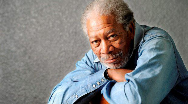 Actor Morgan Freeman poses for a portrait in Los Angeles. Freeman said he was aboard his plane when it had to make an unexpected landing in Tunica, Miss., Saturday, Dec. 5, 2015, but nobody was injured. (AP Photo/Chris Pizzello, File)