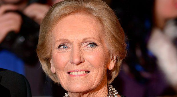 Mary Berry who has recalled the day police came to tell her that her son had been killed in a car accident, the Great British Bake Off star, 80, said