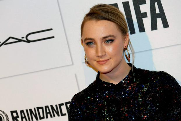 Saoirse Ronan arrives for the British Independent Film Awards at the Old Billingsgate Market in London, Britain December 6, 2015. REUTERS/Luke MacGregor