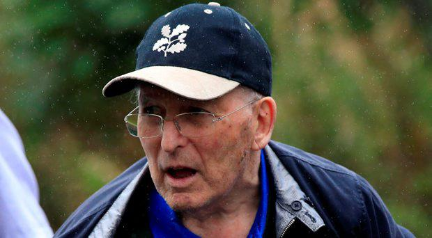 File photo dated 14/08/15 of Lord Janner